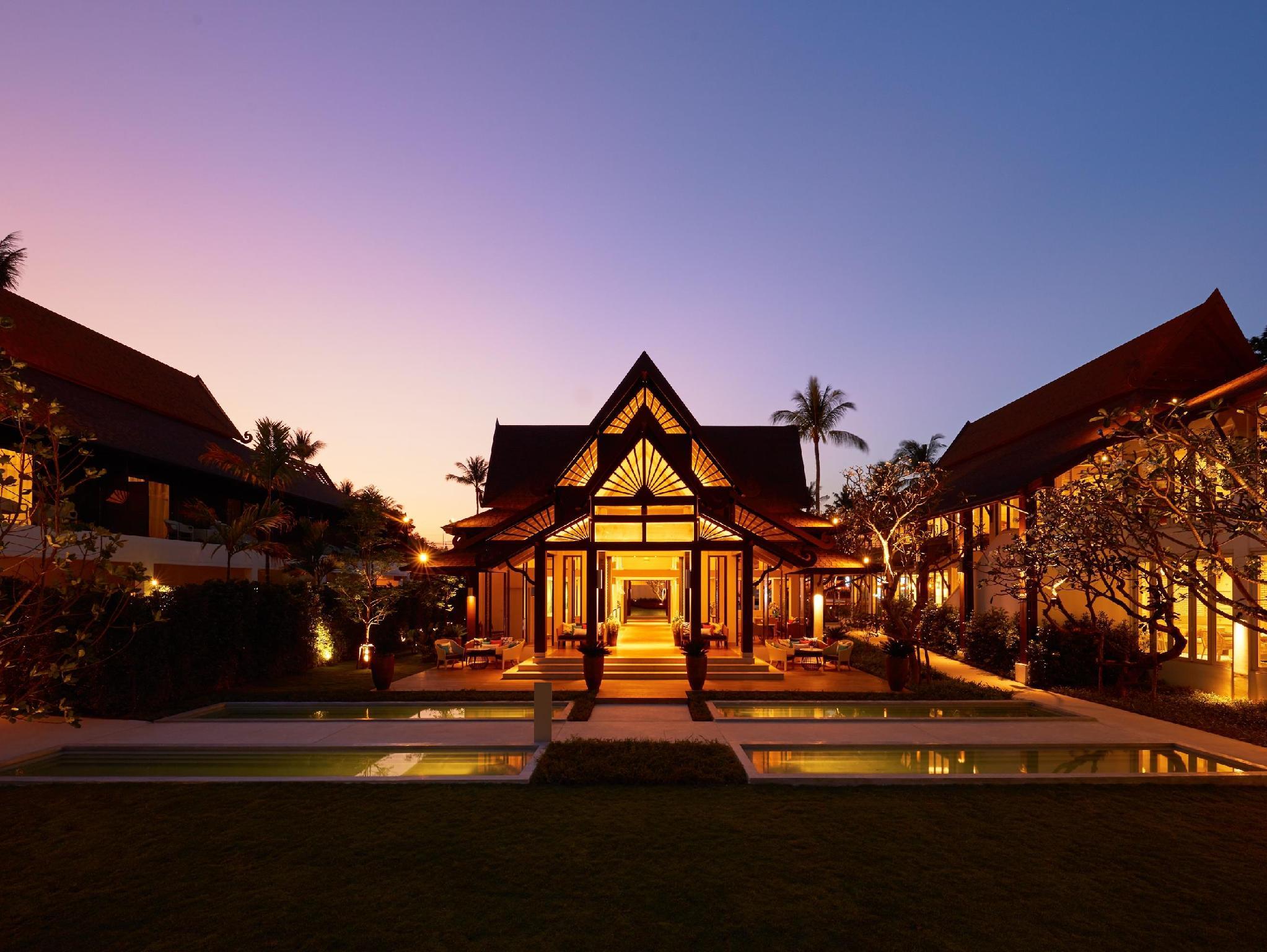 苏梅岛阿玛瑞酒店