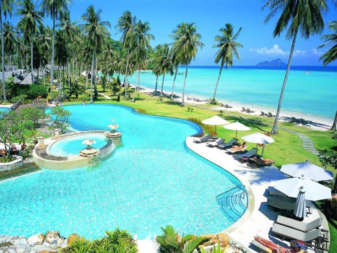 Best Price on Phi Phi Island Village Beach Resort in Koh