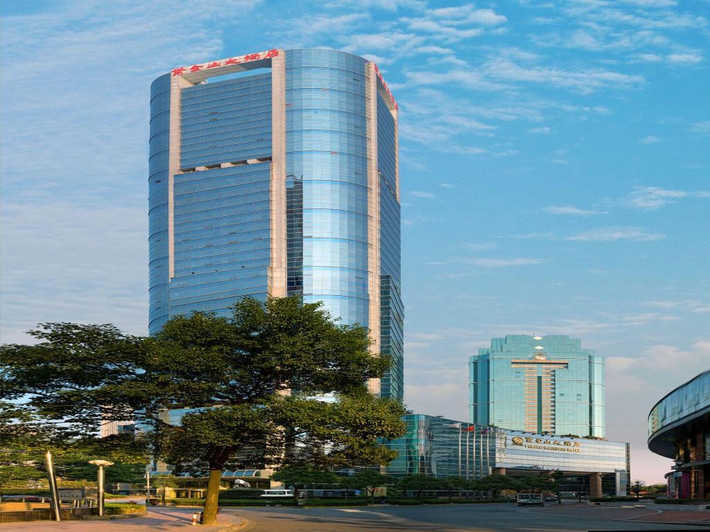 Shanghai Grand Trustel Purple Mountain Hotel Shanghai Boek Een Aanbieding Op