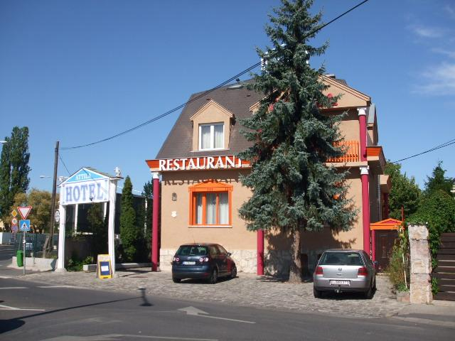Attila Hotel and Restaurant