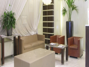 Papillo Hotels & Resorts Roma Rom - Empfangshalle