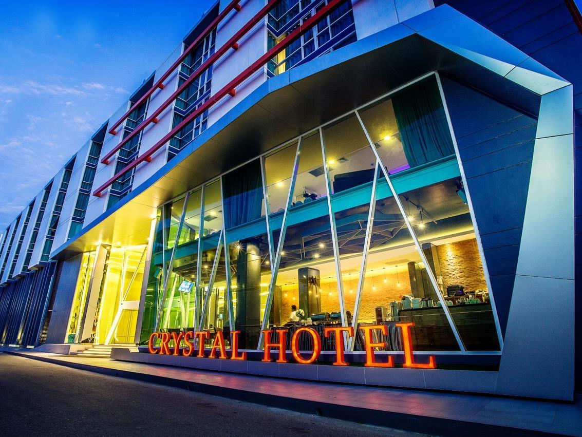 Crystal Hotel Hat Yai - Hotels and Accommodation in Thailand, Asia