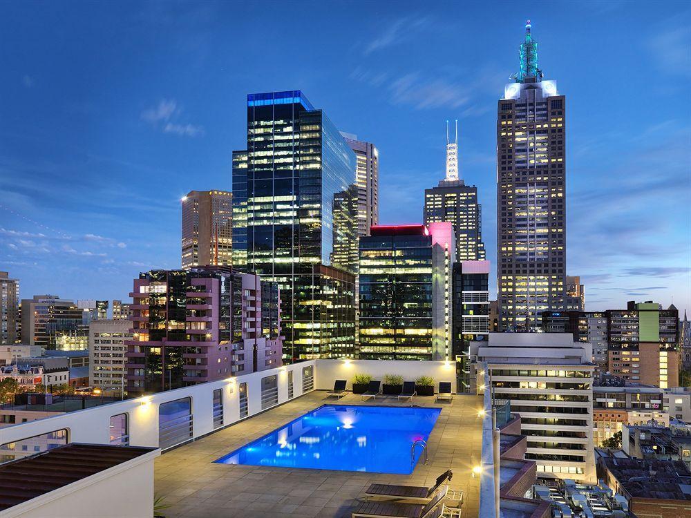 Hotel Grand Chancellor Melbourne - Hotell och Boende i Australien , Melbourne