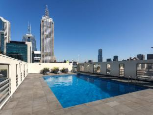Hotel Grand Chancellor Melbourne Мельбурн - Бассейн