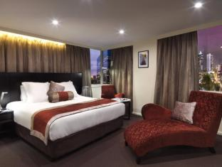 Hotel Grand Chancellor Melbourne Мельбурн - Номер