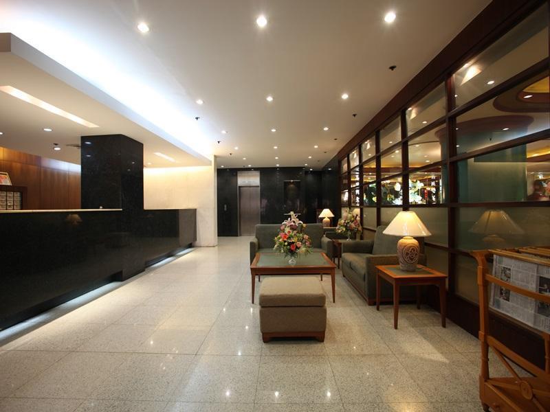 Boulevard Mansion Hotel مانيلا