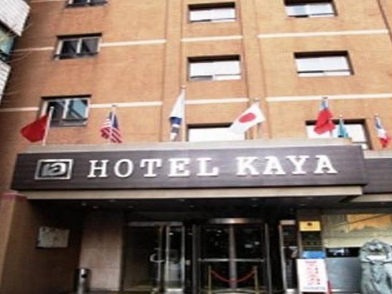 Kaya Hotel Seoul - Double
