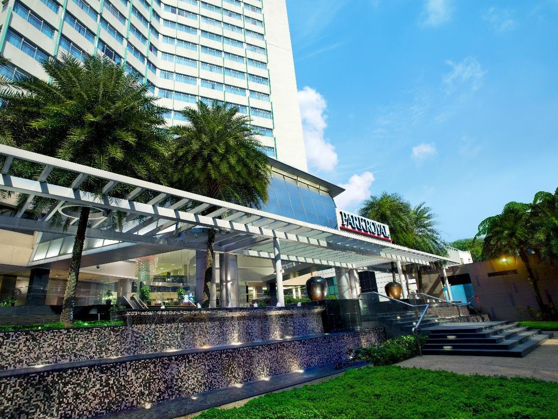 PARKROYAL on Kitchener Road Hotel Singapore - Hotel Exterior