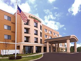 Courtyard By Marriott Hartford-Farmington Hotel Farmington (CT) - Exterior