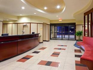 Courtyard By Marriott Hartford-Farmington Hotel Farmington (CT) - Reception