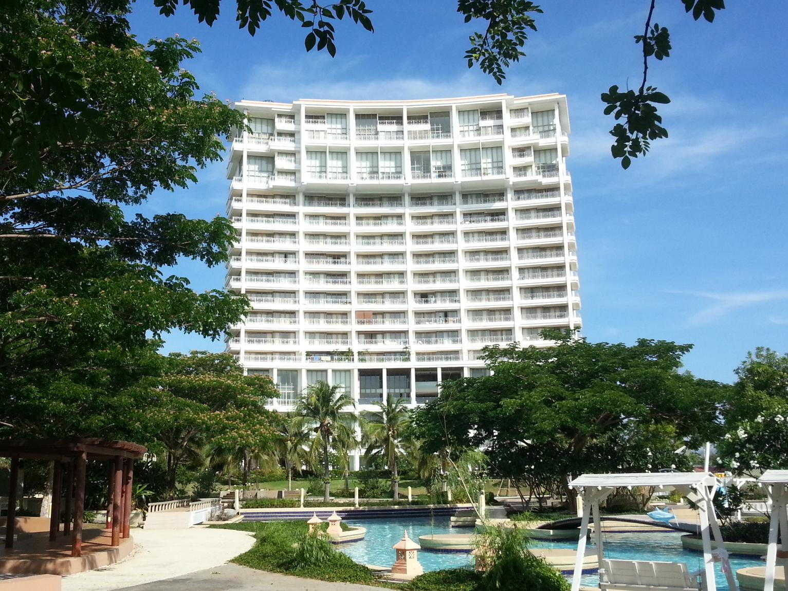 Beachfront Duplex Penthouse Hua Hin Seaview Condo - Hotels and Accommodation in Thailand, Asia