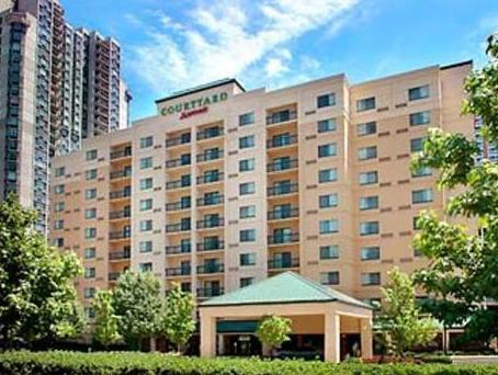 Courtyard By Marriott Jersey City Newport Hotel Jersey City (NJ)