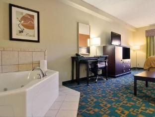 Comfort Suites Hotel Knoxville (TN) - Suite Room