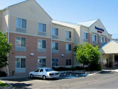 Fairfield Inn Denver South Tech Center Hotel Littleton (CO) - Exterior