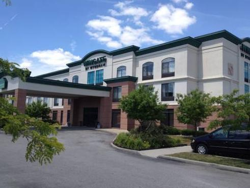 Wingate by Wyndham Indianapolis Airport Plainfield Hotel Plainfield (IN)