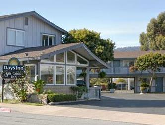 Downtown Monterey Days Inn
