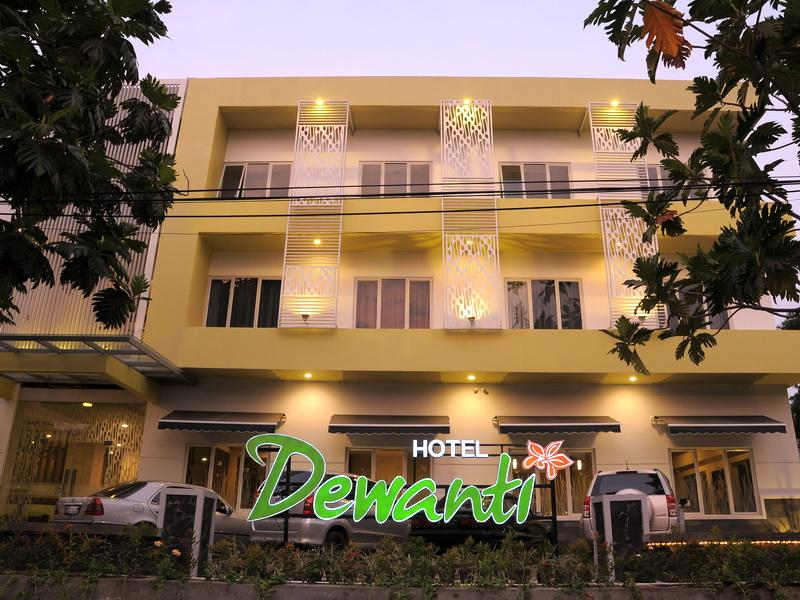 Hotel Dewanti - Hotels and Accommodation in Indonesia, Asia