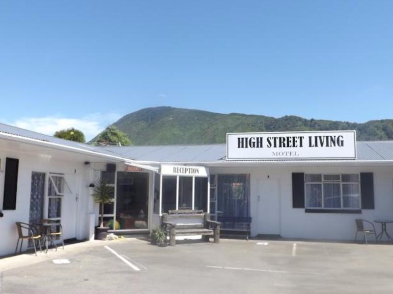 High Street Living Motel - Hotels and Accommodation in New Zealand, Pacific Ocean And Australia