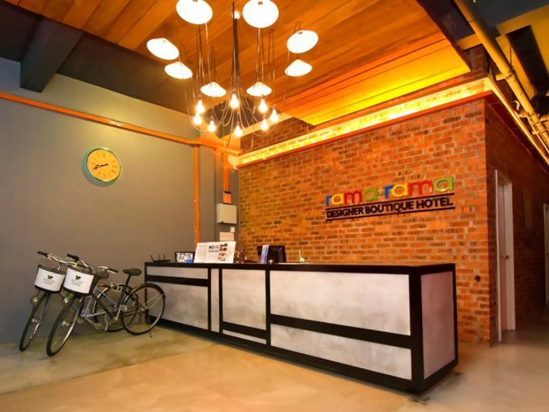Ramarama Designer Boutique Hotel - Hotels and Accommodation in Malaysia, Asia