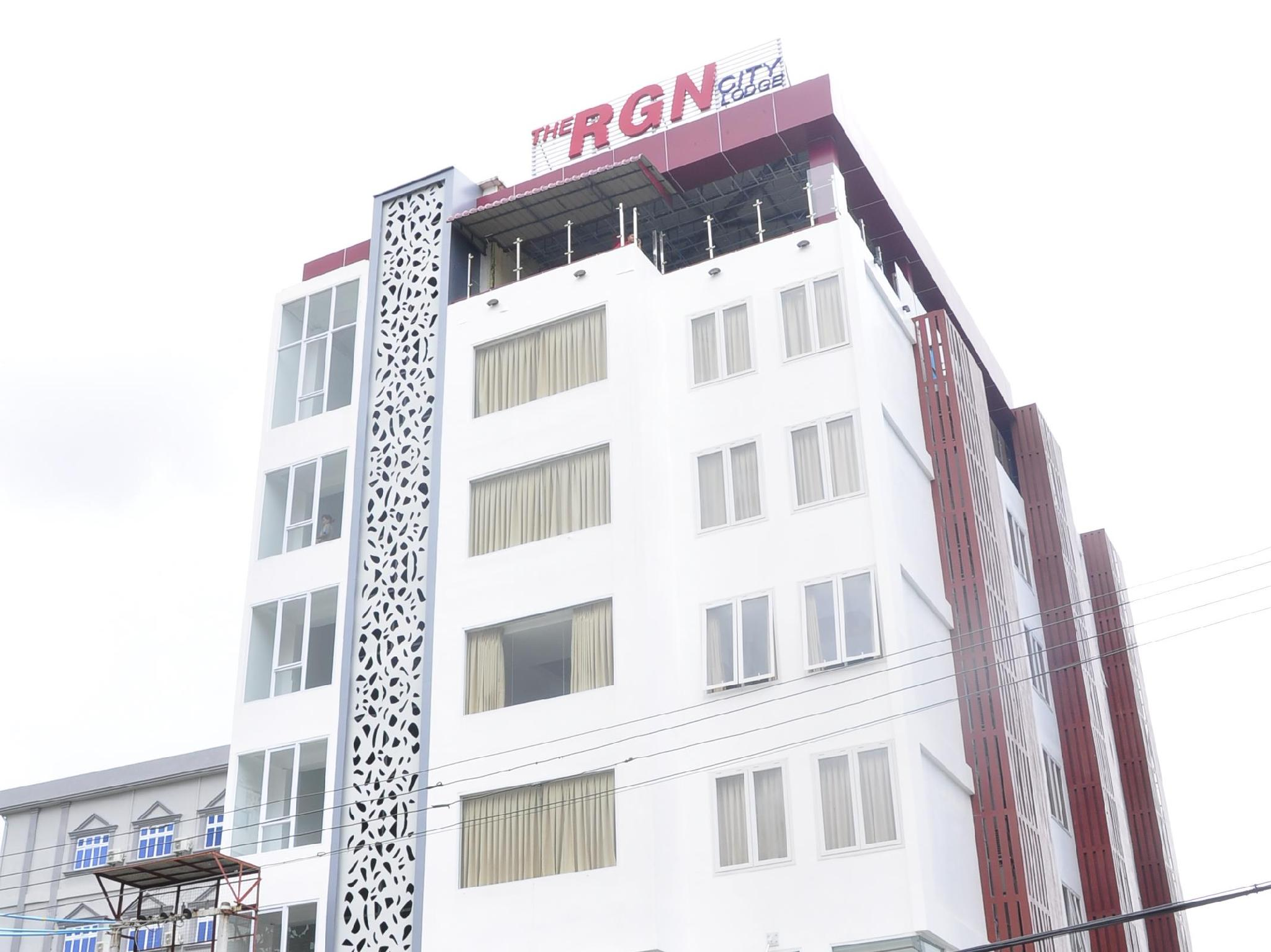 The RGN City Lodge - Hotels and Accommodation in Myanmar, Asia