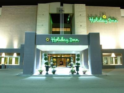 Holiday Inn 67 Street Hotel Red Deer (AB) - Exterior