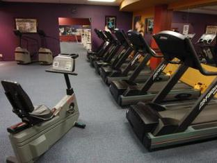 Holiday Inn 67 Street Hotel Red Deer (AB) - Fitness Room