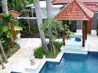 巴厘岛塔曼沙丽别墅