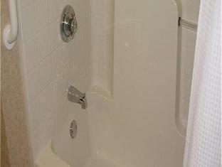 Holiday Inn Express Hotel & Suites Sharon-Hermitage West Middlesex (PA) - Bathroom