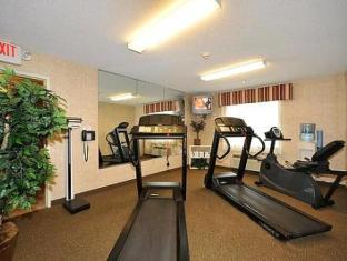 Holiday Inn Express Moberly - Missouri Hotel Moberly (MO) - Fitness Room