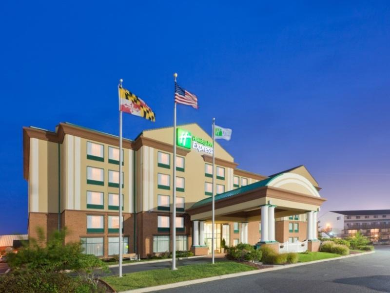 Holiday Inn Express Hotel & Suites Ocean City Ocean City (MD)