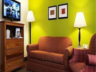 Guest Room - Holiday Inn Express Hotel & Suites Mcallen