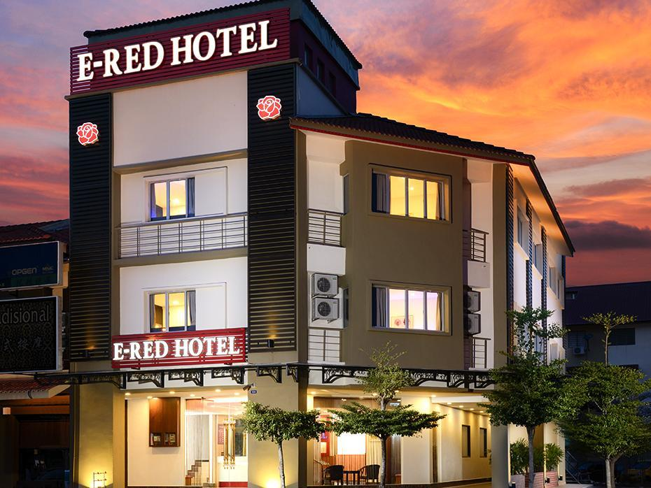 E-Red Hotel Bayu Mutiara - Hotels and Accommodation in Malaysia, Asia