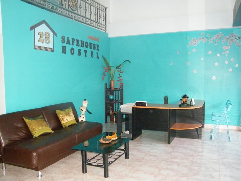 Safehouse Hostel - Hotell och Boende i Thailand i Asien