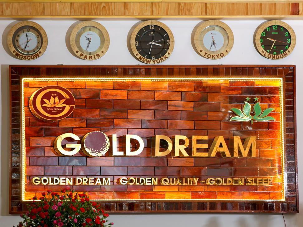 Gold Dream Hotel - Hotels and Accommodation in Vietnam, Asia