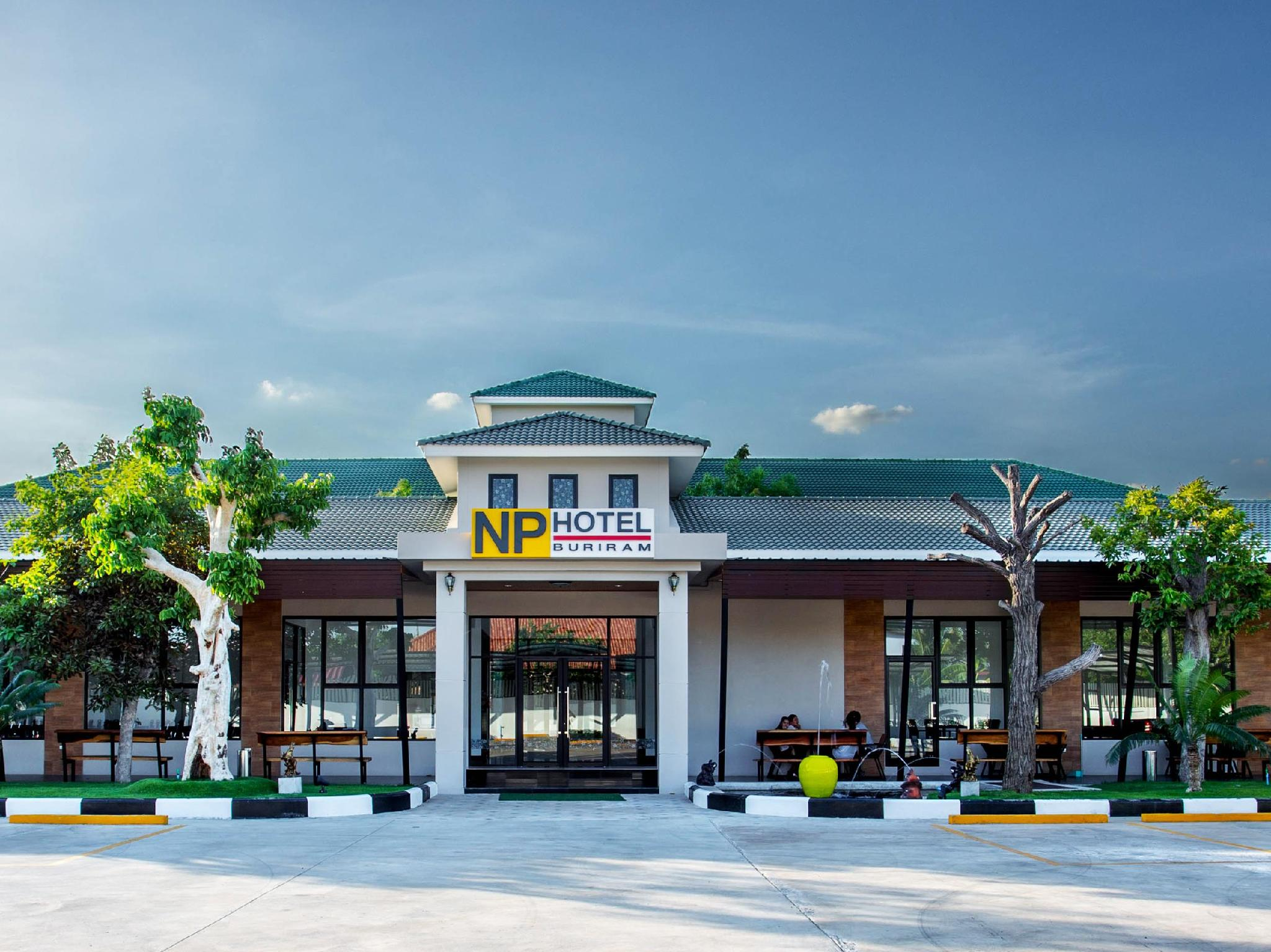 NP Hotel Buriram - Hotels and Accommodation in Thailand, Asia