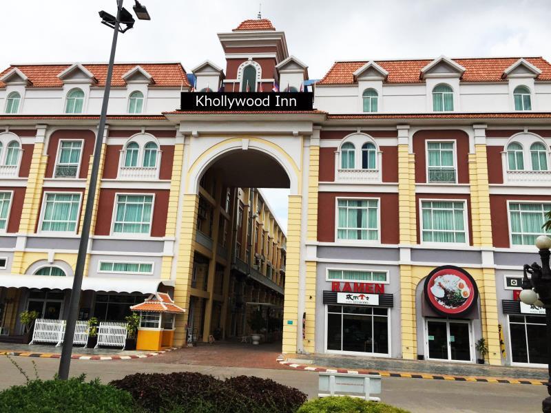 KHollywood Hotel - Phnom Penh