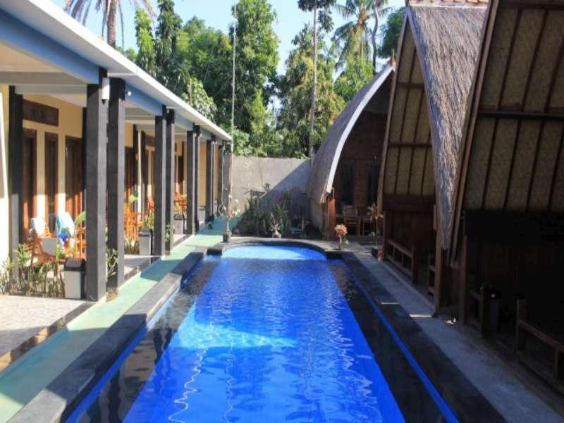 Leppa Komae Resort - Hotels and Accommodation in Indonesia, Asia