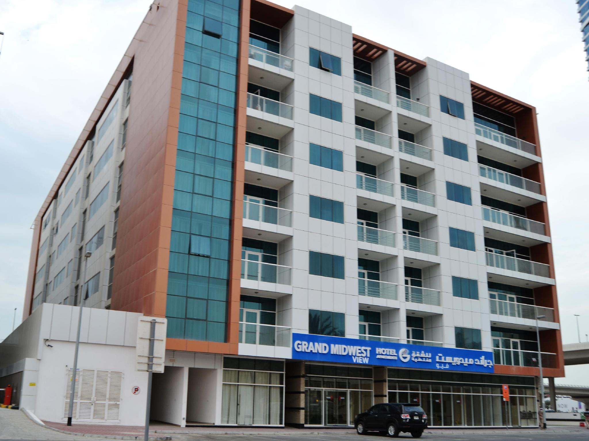 Grand Midwest View Hotel Apartments - Hotels and Accommodation in United Arab Emirates, Middle East
