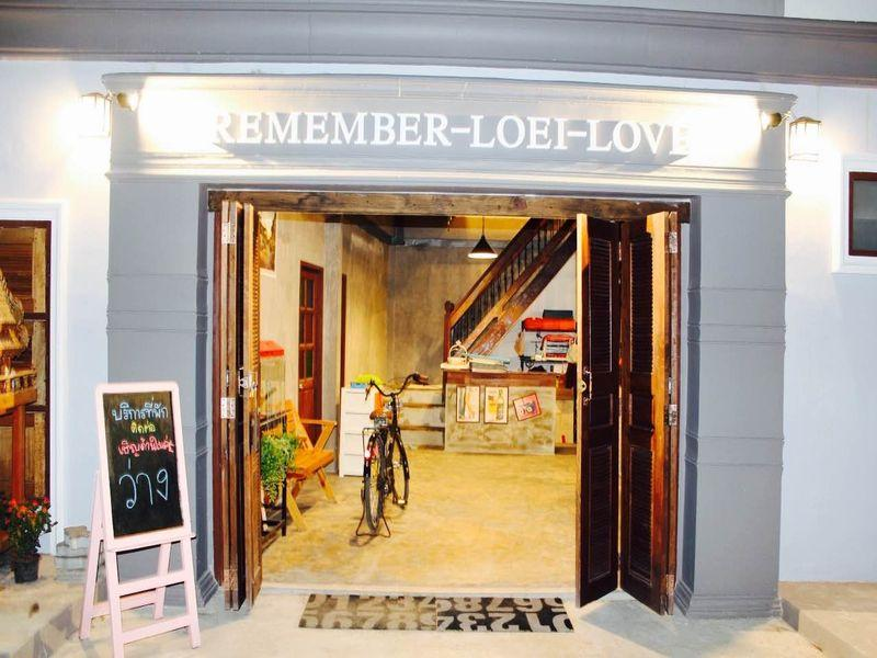 Remember Loei Love - Hotels and Accommodation in Thailand, Asia
