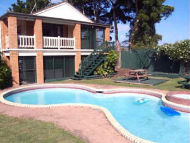 The Country Inn  - Hotell och Boende i Nya Zeeland i Stilla havet och Australien