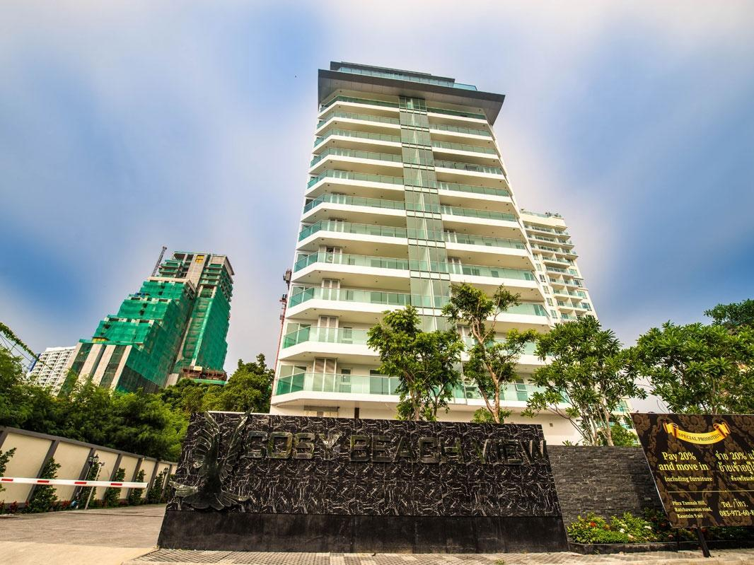 Cosy Beach View Condominium by Liberty Group - Hotell och Boende i Thailand i Asien