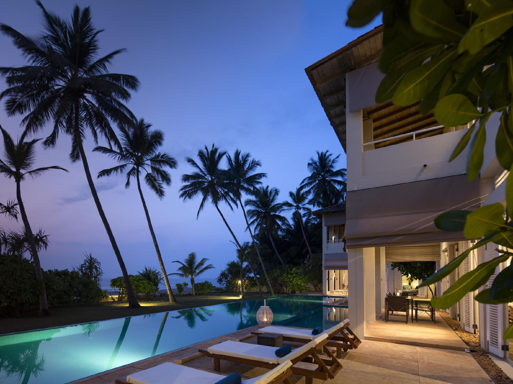 Sri Villas - Hotels and Accommodation in Sri Lanka, Asia