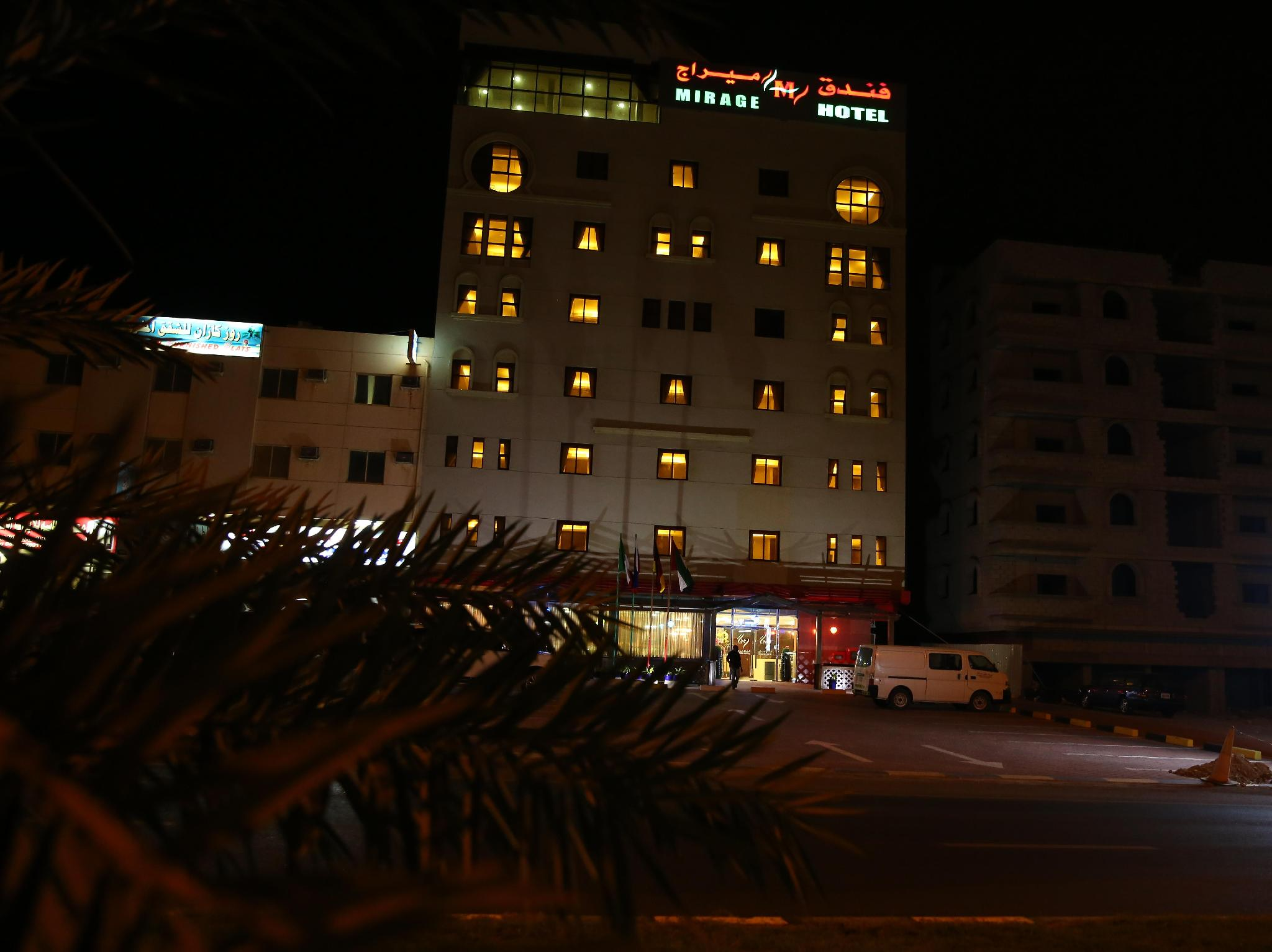 Mirage Hotel Al Aqah - Hotels and Accommodation in United Arab Emirates, Middle East