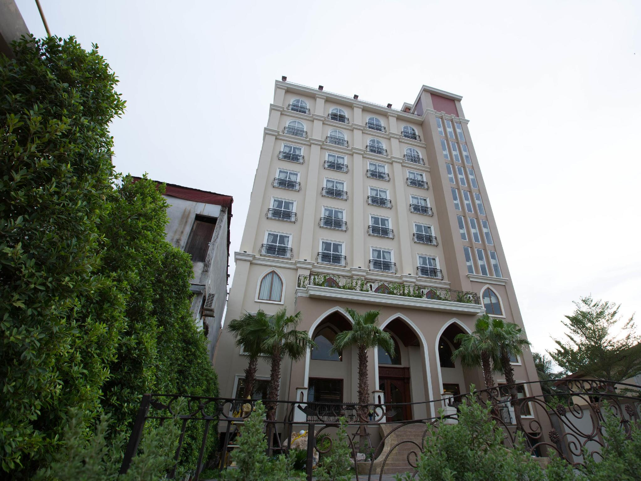 Capitol Residence - Hotels and Accommodation in Laos, Asia