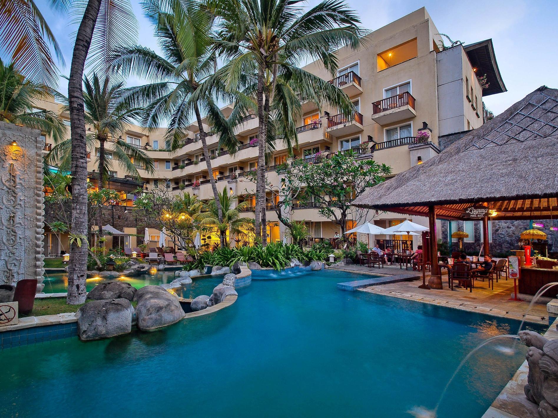 Hotell Kuta Paradiso Hotel
