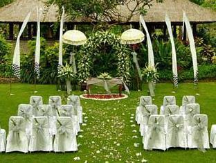 Hotel Santika Premiere Beach Resort Bali - Garden