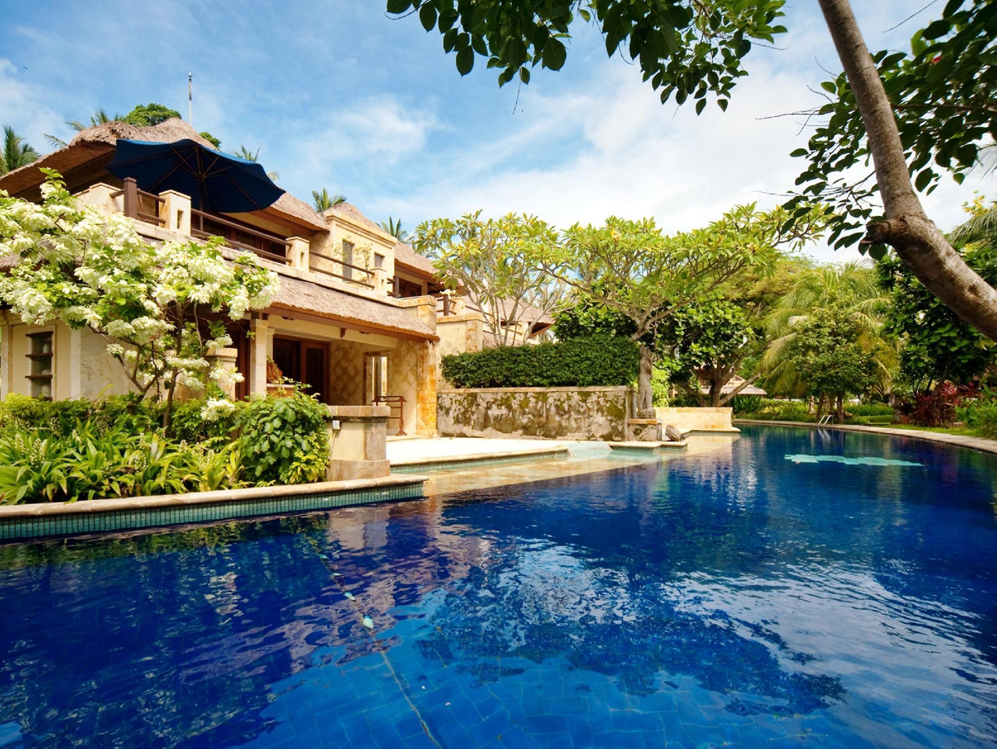 Hotell Pool Villa Club Senggigi Beach Hotel
