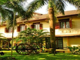 Settha Palace Vientiane - Hotel exterieur