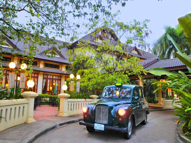 Settha Palace - Hotels and Accommodation in Laos, Asia
