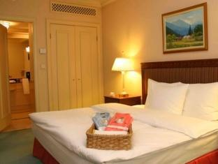 Intercontinental Almaty Hotel Almaty - King Deluxe Guest Room